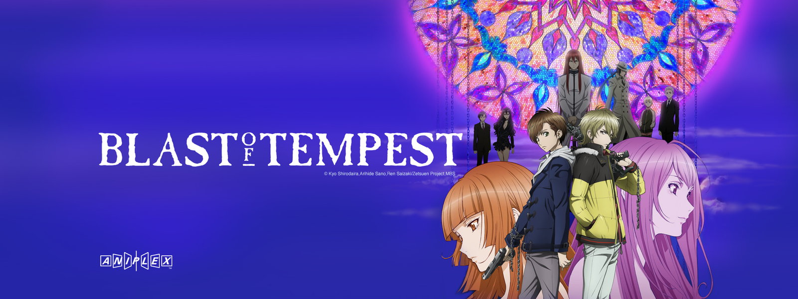 Fragglepuss Anime Review 51 Blast Of Tempest Zetsuen No