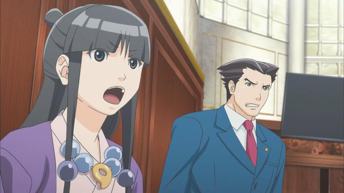 Fragglepuss anime review 142 ace attorney gyakuten saiban sono shinjitsu igiari fragglepuss
