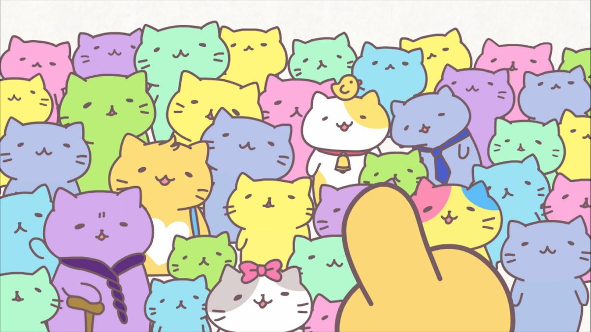 Fragglepuss Anime Review 231 Mitchiri Neko